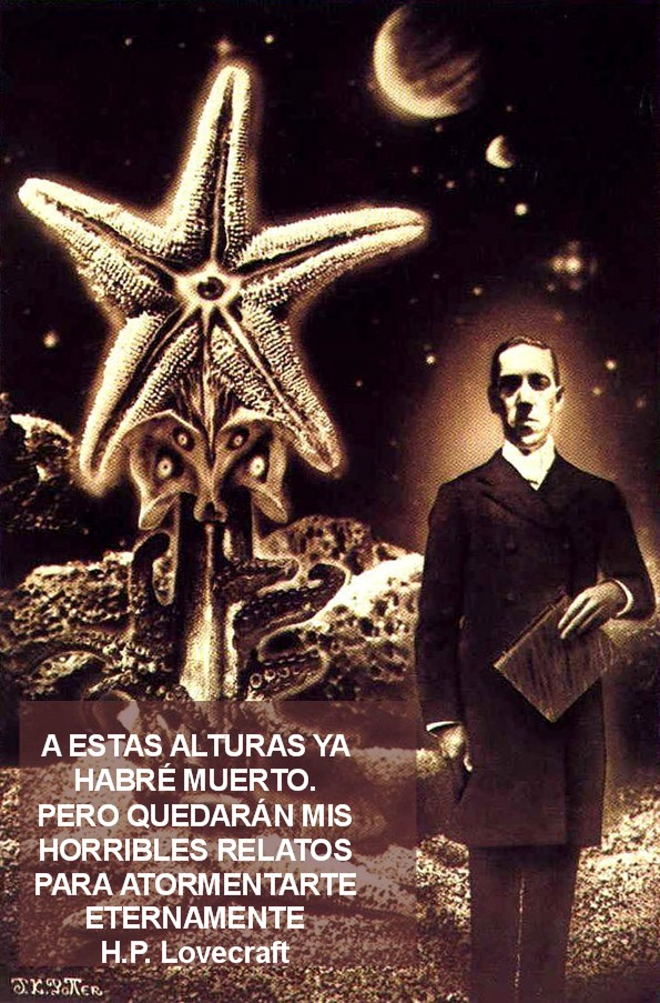 Lovecraft dixit